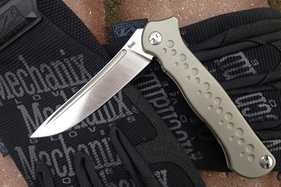 A lovely folding knife (Photo by