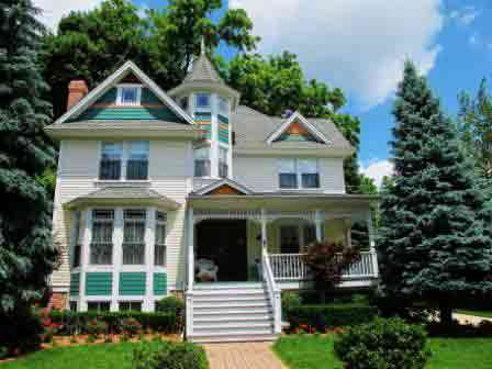 Home security advice - A really lovely home