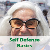 Self defense basics