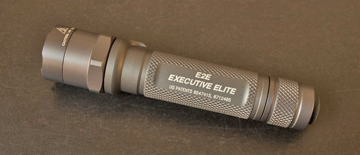 Surefire e2e tactical flashlight