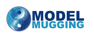 Model Mugging logo - Self defense training for women