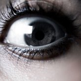 YOUR Crime Stories - Close up photo of a scared female eye