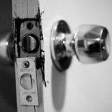 Door security system