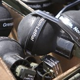 Non lethal Weapons - Military practice grenades
