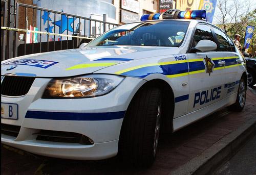 Police response time - Fast SA Police Car