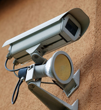Security video camera - High definition image