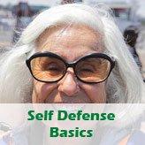 Self defense basics