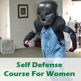 Self defense course for women