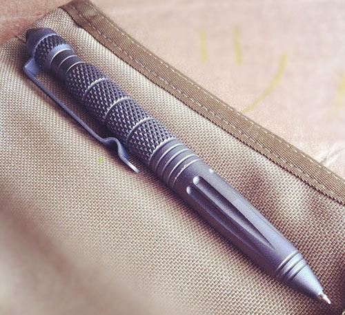 Uzi brand tactical pen