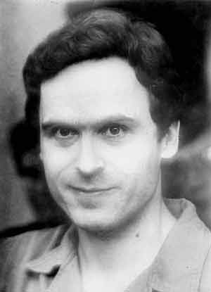 The Criminal Mind - Serial killer Ted Bundy smiling