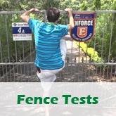 Fence Test videos